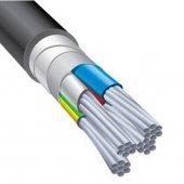 Силовой алюминиевый бронированный кабель АВБШв 4х120 (N)-1 многопроволочный|К21ИГ430ГЛ006ЯФ Севкабель