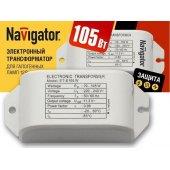 Трансформатор электронный 105w 12v с защитой (94 433 NT-EH); 17045