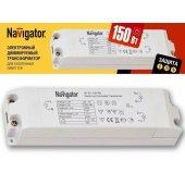 Трансформатор электронный 150w 12v с защитой (94 434 NT-EH); 17704