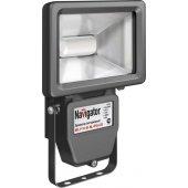 Прожектор светодиодный ДО-10w 6000K 750Лм IP65 черный (94 646 NFL-P); 18764