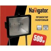 Прожектор 94 603 NFL-FH1-500-R7s/BL (ИО 500вт черный); 4607136946033
