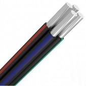 Самонесущий изолированный провод СИП-4 4х50-0.6/1 многопроволочный|40004806 Энергокомплект МФ