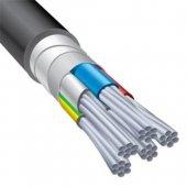Силовой бронированный медный кабель ВБШв 5х16ок-0.660 ТРТС однопроволочный|М01116 МАГНА