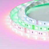 Лента светодиодная RT2-5050-60-12V RGB (300 LED); 014387