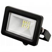 Прожектор светодиодный Gauss LED 10W 670lm IP65 3000К чёрный 613527110