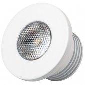 Светодиодный светильник LTM-R35WH 1W White 30deg; 020751 Arlight