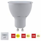 Лампа светодиодная Eglo ПРОМО 11540 GU10 Вт 4000K 11542