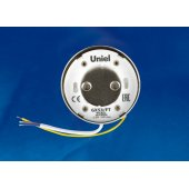 Накладной светильник Prom GX53/FT никель 10 PROM; UL-00004148 Uniel