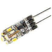 Светодиодная лампа AR-G4-12N0820-12V Day White; 019414 Arlight