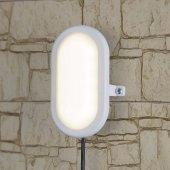Уличный светодиодный светильник Elektrostandard LTB0102D 17см 6W 4000K a036709