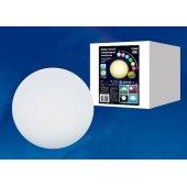 Уличный светодиодный светильник ULG-R001 020/RGB IP65 Ball; UL-00003301 Uniel
