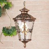 Светильник подвесной Diadema H чёрное золото GLYF-8046H Elektrostandard a028004