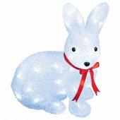 Фигурка светодиодная «Кролик» 32x27см ULD-M2732-040/STA 11032