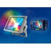 Прожектор светодиодный 10вт RGB ULF-S01-10W/RGB/RC IP65 110-240В; 07467 Uniel
