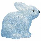 Фигурка светодиодная «Кролик» 24x27см ULD-M2724-032/STA; 09561 Uniel