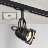 Трековый светильник Lussole Denver LSP-9118-TAW