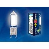 Лампа светодиодная LED-JCD G9 4Вт 4000K LED-JCD-4W/NW/G9/CL GLZ01TR; UL-00001814 Uniel