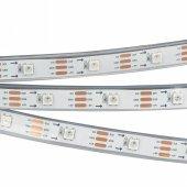 """Светодиодная лента """"Бегущие огни"""" SPI-5000P-AM 5V RGB (5060, 150 LED x1, 2812); 022204"""