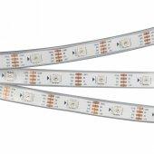 Лента светодиодная SPI-5000P-RAM 5V RGB (5060, 150 LED x1, 2813); 022570 Arlight