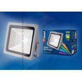 Прожектор светодиодный ULF-S01-50W/RGB/RC IP65 110-240В; 08531 Uniel