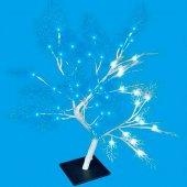"""Светодиодное дерево """"Морозко"""" 35х35х50см ULD-T3550-054/SWA белый-синий IP20 FROST; UL-00001400 Uniel"""