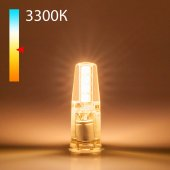 Светодиодная лампа JC 3W 12V 360° 3300K G4 Elektrostandard BLG411 a049602