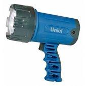 Фонарь-прожектор светодиодный аккумуляторный 150лм S-SL016-BB синий; 06030 Uniel