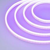 Гибкий неон GALAXY-1206-5000CFS-2835-100 12V Purple (12x6mm, 12W, IP67) Arlight 029360