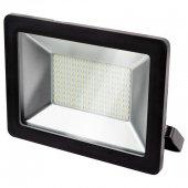 Прожектор светодиодный LED 100W 6700lm IP65 3000К чёрный 613527100