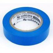 Изолента Safeline 15мм/20м синяя 9365; 34085