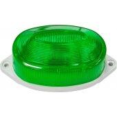 26003; Светильник-вспышка (стробы) 3,5W 230V, зеленый, ST1C
