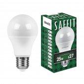 Лампа светодиодная SAFFIT SBA6525 Шар E27 25W 6400K; FE_55089