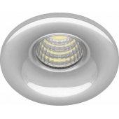 Светодиодный светильник LN003 встраиваемый 3W 4000K хром; 28772