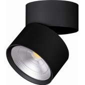 32462; Светодиодный светильник AL520 накладной 15W 4000K черный