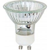 Лампа галогенная (КГЛ) MR16 HB10, MRG/GU10 35W 230V, белый теплый, 57*50мм; 02307