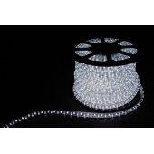Дюралайт светодиодный LED-F3W 3-х жильный , белый 7000K 2,88Вт/м 72LED/м 50м 220V; 26070