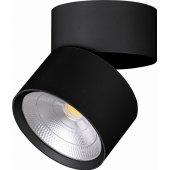 32464; Светодиодный светильник AL520 накладной 25W 4000K черный