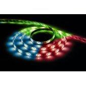 27651; Cветодиодная LED лента LS607, 60SMD(5050)/м 14.4Вт/м  5м IP65 12V RGB