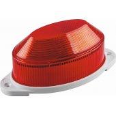 29895; Cветильник-вспышка (стробы), 18LED 1,3W, красный STLB01