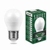 Лампа светодиодная SBG4507 Шарик E27 7W 2700K; 55036