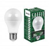 Лампа светодиодная SBA6525 Шар E27 25W 4000K; 55088