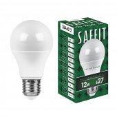 Лампа светодиодная SBA6012 Шар E27 12W 2700K; 55007