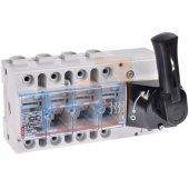 Выключатель-разъединитель Vistop 100А 4P рукоятка спереди чёрная рукоятка; 022522