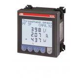 Прибор универсальный цифровой измерительный (анализатор сети) M2M LV; 2CSG299943R4052