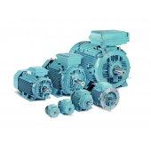 Асинхронный двигатель M2AA 80 B,IE1 ,мощн 1,1кВт,3000 об/мин, B5; 3GAA081002-BSE