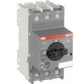 MS132-6.3 100кА Автоматический выключатель для защиты электродвигателей 4A-6.3А 100кА; 1SAM350000R1009