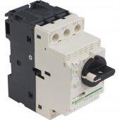 GV2 Автоматический выключатель с комбинированным расцепителем (0,63-1А); GV2P05