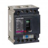 Compact NSX NS80H Автоматический выключатель MA80 3P 3T; 28100