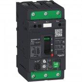 Автоматический выключатель GV4PE с многофункциональным NFC расцепителем 25A 50kA зажим Everlink; GV4PEM25N