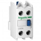 Contactors D Telemecanique Контакт дополнительный фронтальный 2НЗ для контакторов cерии D; LADN02